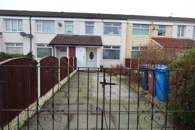 Thumbnail Terraced house for sale in Hollow Croft, Liverpool, Merseyside