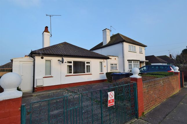 Thumbnail Detached bungalow for sale in Sandown Drive, Herne Bay
