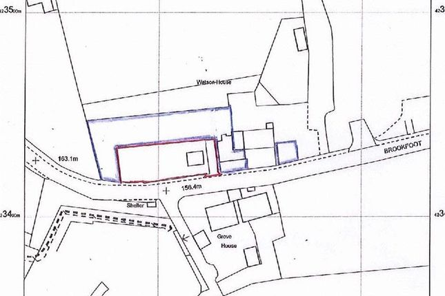Land for sale in Brookfoot Lane, Southowram, Halifax