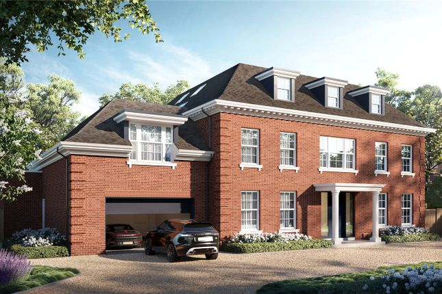 Thumbnail Detached house for sale in Ashley Drive, Walton-On-Thames, Surrey