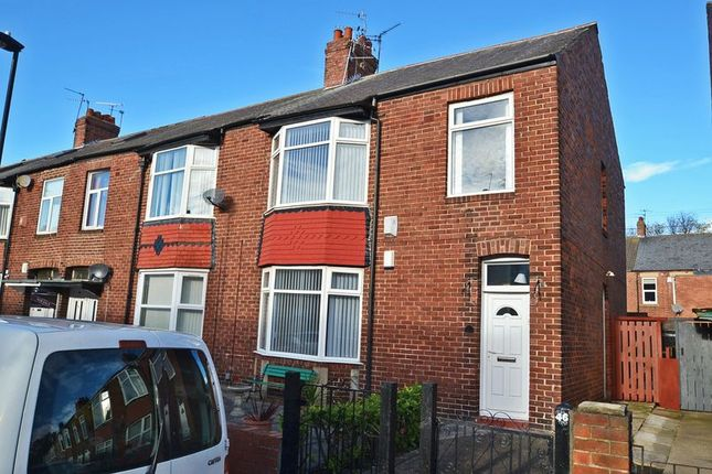 Thumbnail Flat to rent in Salisbury Avenue, North Shields