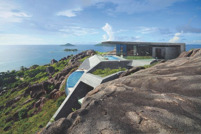 Thumbnail Villa for sale in Resort Villa, Felicite Private Island, Seychelles