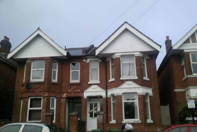 Thumbnail Semi-detached house to rent in Highfield Crescent, Highfield, Southampton