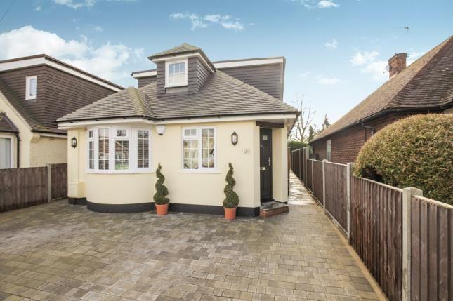 Thumbnail Bungalow for sale in Byfleet, Surrey