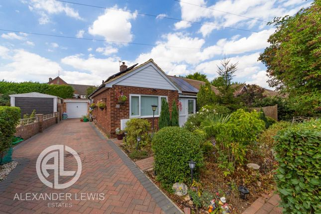 Thumbnail Bungalow for sale in Boddington Gardens, Biggleswade