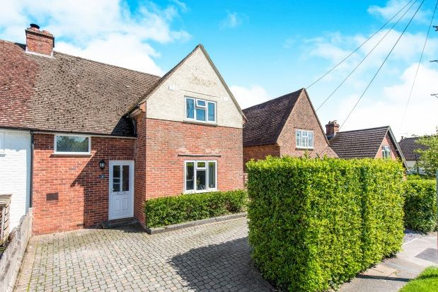 Thumbnail Semi-detached house to rent in Pitfold Avenue, Haslemere