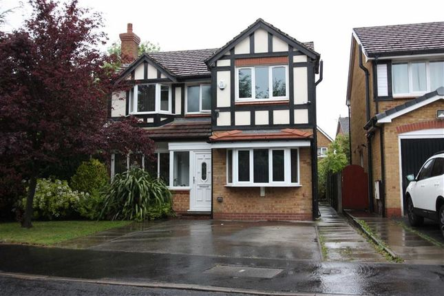 Thumbnail Detached house for sale in Renfrew Drive, Beaumont Chase, Bolton