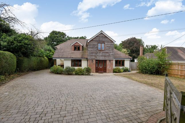 Thumbnail Detached house for sale in Heather Lane, Up Nately, Hook