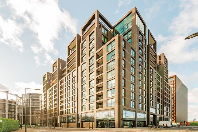 Thumbnail Flat for sale in Plimsoll Building, 1 Handyside Street, Kings Cross, London