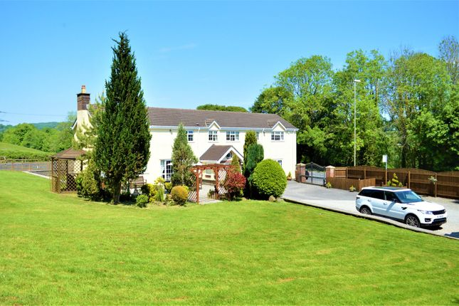 Thumbnail Detached house for sale in Caerphilly Road, Ystrad Mynach, Hengoed