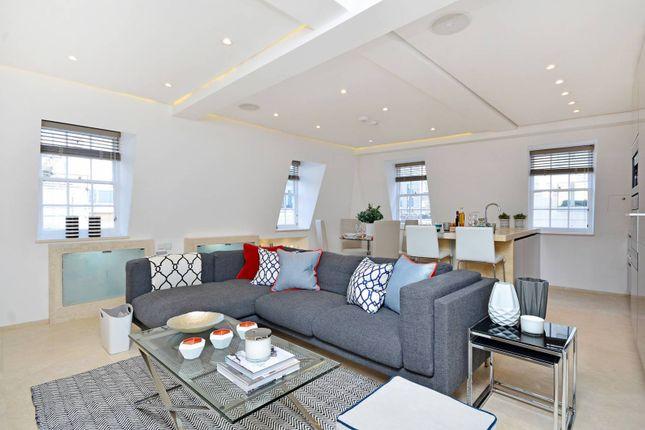 Thumbnail Flat to rent in John Adam Street, Covent Garden