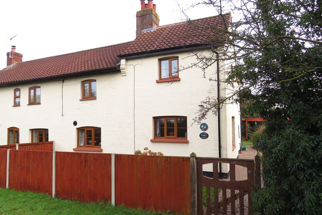 Thumbnail Semi-detached house for sale in North Walsham Road, Sprowston, Norwich