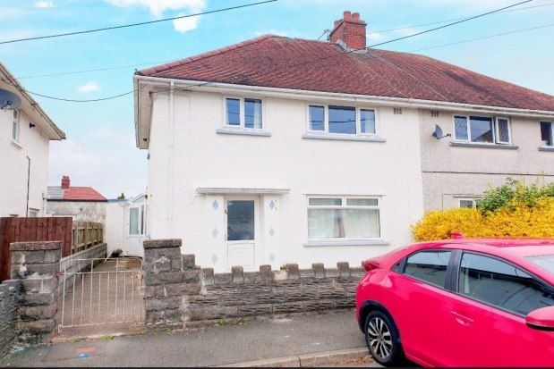 Thumbnail Semi-detached house to rent in Ffos Yr Efail Terrace, Swansea