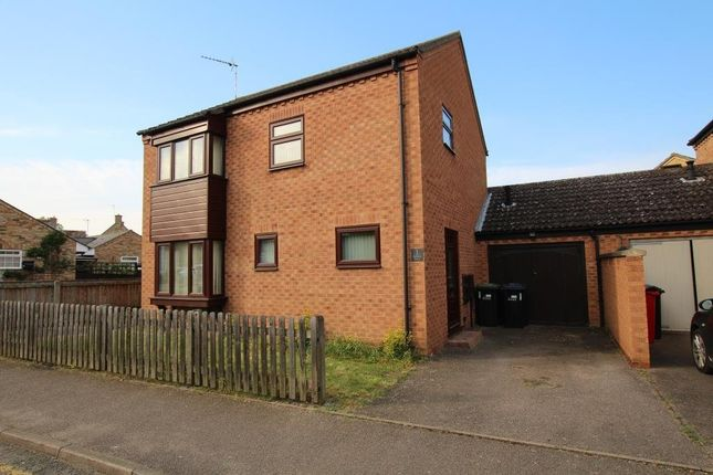 Thumbnail Link-detached house for sale in Paddock Street, Soham, Ely