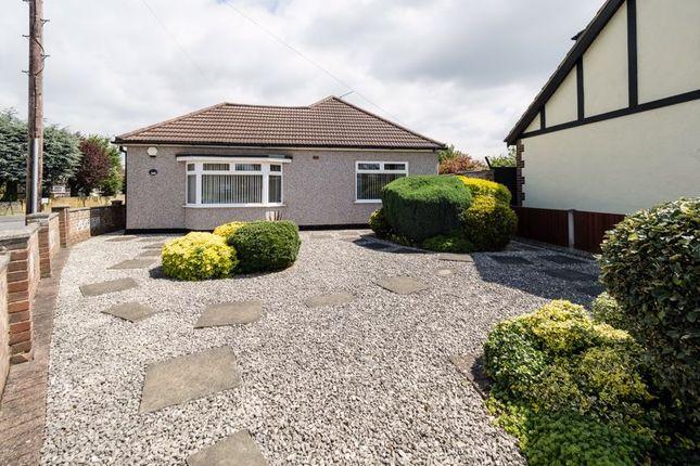 Thumbnail Detached bungalow for sale in Moor Lane, Cranham, Upminster