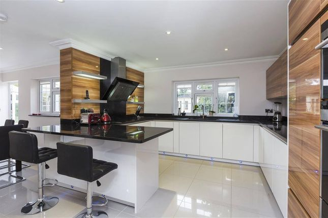 Thumbnail Detached house to rent in Westfield Road, Woking