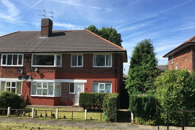 Thumbnail Flat for sale in Woodside Road, Huncoat, Accrington