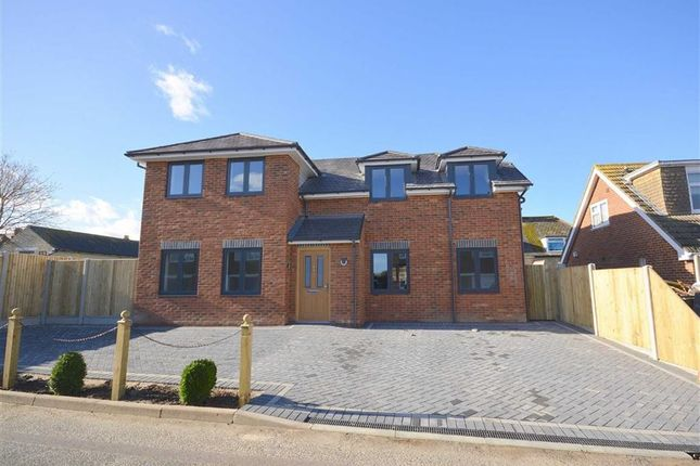 Thumbnail Detached house for sale in Quex Road, Westgate On Sea, Kent