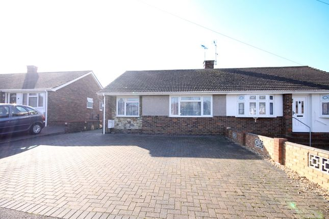 Thumbnail Bungalow to rent in Kenilworth Court, Sittingbourne