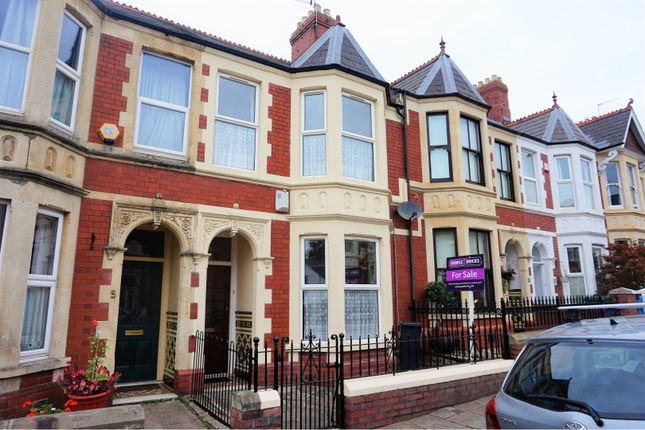 Thumbnail Terraced house for sale in Mafeking Road, Penylan