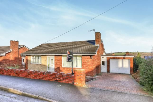 2 bed bungalow for sale in Langwyth Road, Burnley, Lancashire