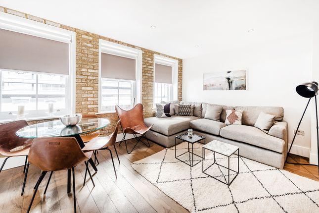 Thumbnail Flat to rent in Drury Lane, London
