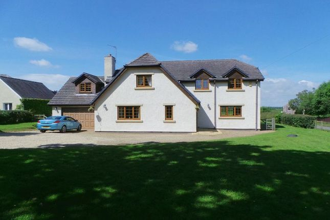 Thumbnail Detached house for sale in The Knells, Houghton, Carlisle