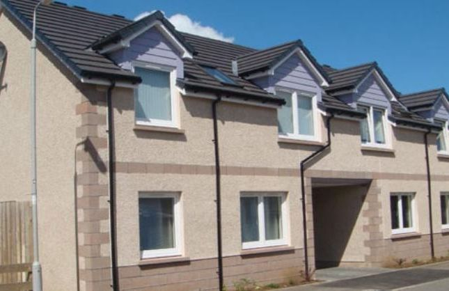 Thumbnail Flat to rent in Rothes Court, George Street