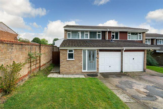 Thumbnail End terrace house for sale in Latimer Close, Woodhall Farm, Hemel Hempstead, Hertfordshire