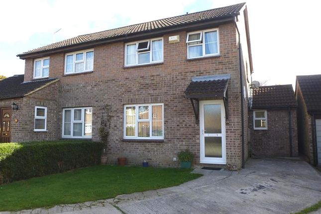 3 bed semi-detached house for sale in Holland Close, Pewsham, Chippenham