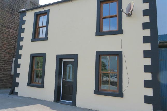 Thumbnail Terraced house for sale in Station Road, Aspatria, Wigton