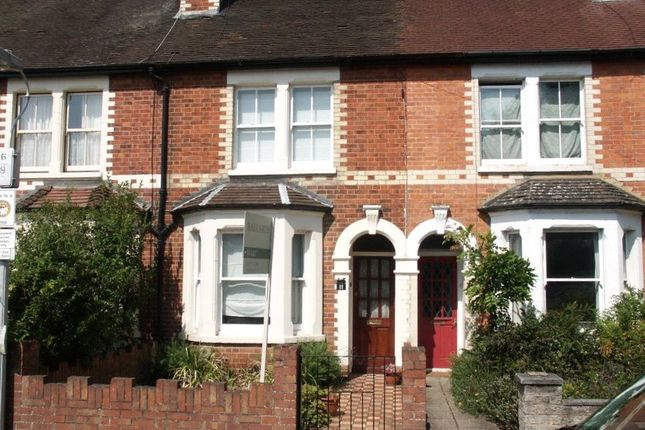 Thumbnail Terraced house to rent in Station Terrace, Twyford, Berkshire