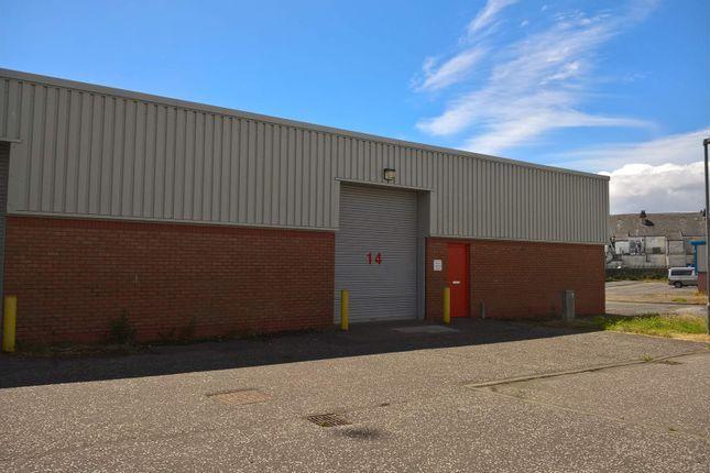 Thumbnail Light industrial to let in Unit 14 Portland Place Industrial Estate, Stevenston