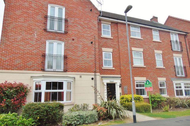 Thumbnail Flat to rent in Cartwright Way, Beeston, Nottingham