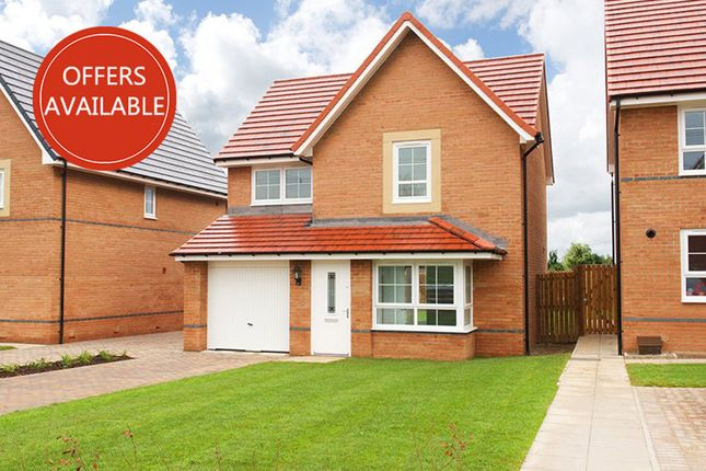 """Thumbnail Detached house for sale in """"Cheadle"""" at Green Lane, Yarm"""