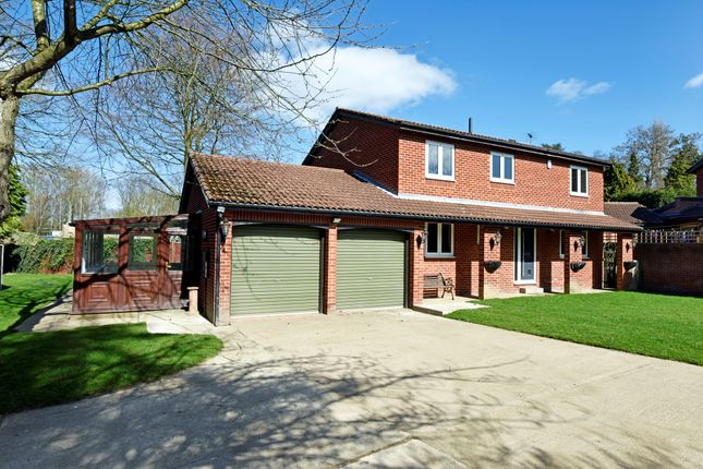 Thumbnail Detached house to rent in Willow Beck, Notton, Wakefield