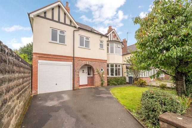 Thumbnail Detached house for sale in Ellesboro Road, Harborne, Birmingham