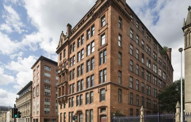 Thumbnail Office to let in Montrose Street, Glasgow