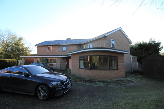 Thumbnail Detached house to rent in Newmarket Road, Norwich