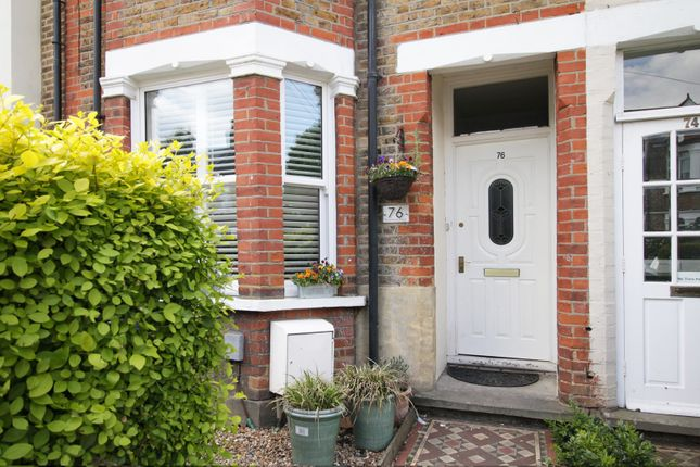 Thumbnail End terrace house for sale in Grosvenor Road, Hanwell, Ealing