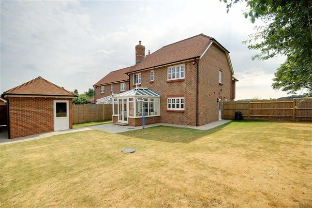Thumbnail Detached house for sale in Northbrook Cottages, Titnore Lane, Worthing, West Sussex