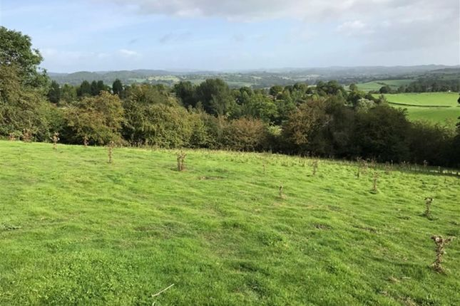 Thumbnail Land for sale in Roadside Accommodation Land, Formerly Part Of Twll Farm, Pentrebeirdd, Meifod, Powys