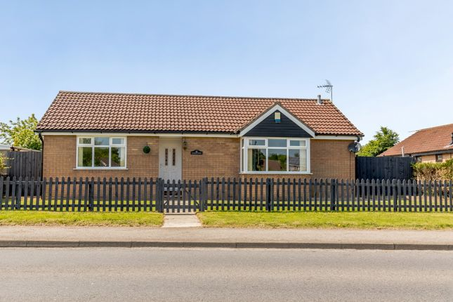 Thumbnail Detached bungalow for sale in Wheatcroft, Strensall, York, York