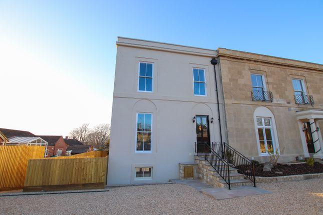 Thumbnail End terrace house for sale in Hilperton Road, Hilperton, Trowbridge