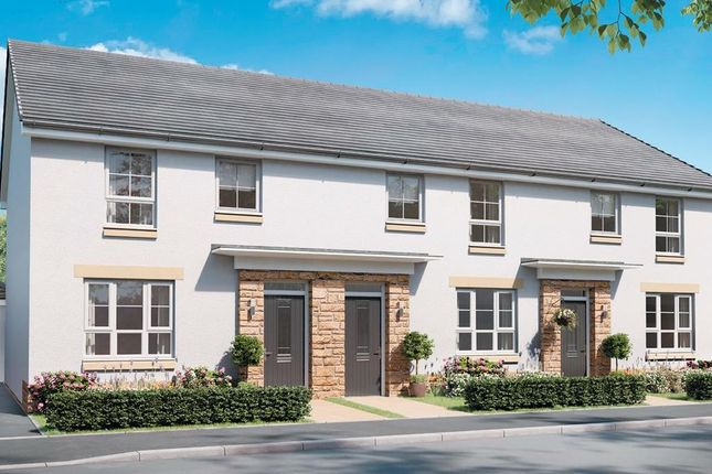 """3 bed terraced house for sale in """"Hume"""" at Ayton Park South, East Kilbride, Glasgow G74"""