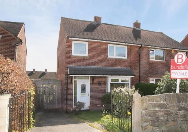 Thumbnail Semi-detached house for sale in School Lane, Dronfield, Derbyshire