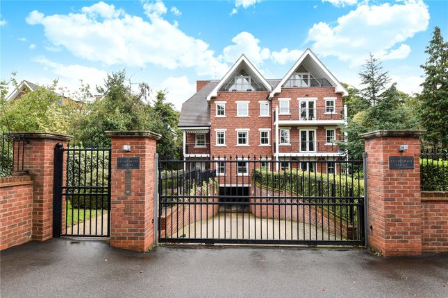 Thumbnail Flat for sale in Claremont Court, Packhorse Road, Gerrards Cross, Buckinghamshire