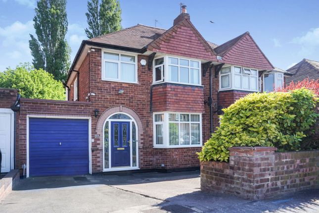 Thumbnail Semi-detached house for sale in Birches Park Road, Codsall, Wolverhampton