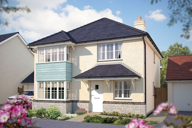 """Thumbnail Detached house for sale in """"The Canterbury"""" at Humphry Davy Lane, Hayle"""