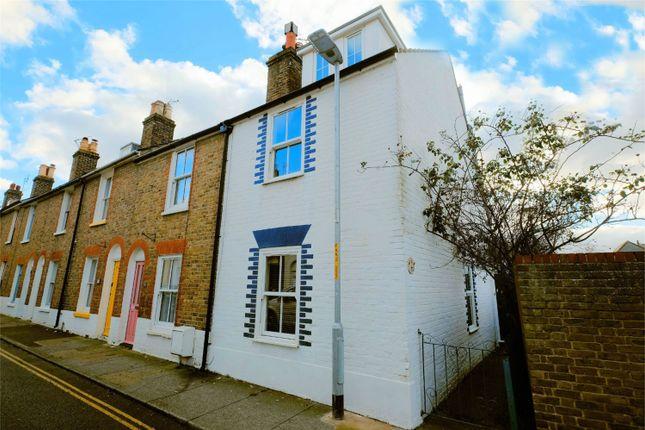 Thumbnail End terrace house for sale in Albert Street, Whitstable, Kent
